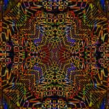 kaleidoscope, mosaic background  motley