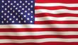 Quadro American Flag USA