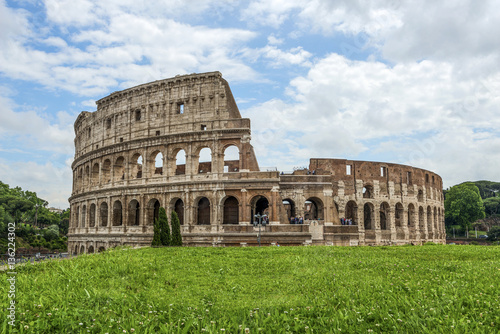 Colosseum (Coliseum) in Rome, Italy