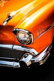 Orange 57 Chevy