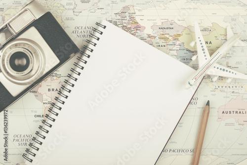 Viajes, concepto de vacaciones