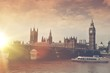 London Big Ben Sunset - 136245769