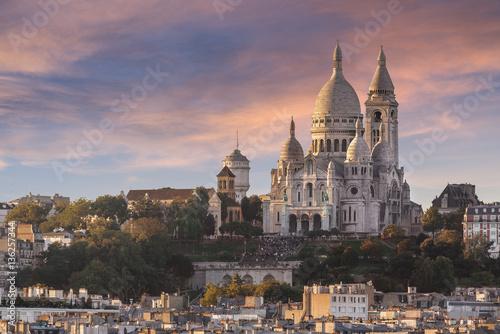 Poster La Basilique du Sacré Cœur de Montmartre