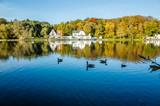 Lake Genval, Belgium