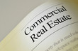Commercial Real Estate, Newspaper Headline