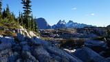 Washington Mountains, Pacific Northwest