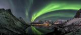 Fototapeta  - Polarlicht © finkandreas