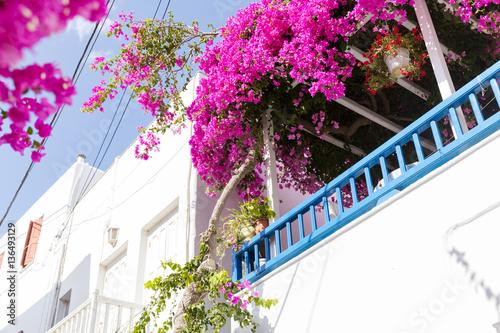Colourful Mykonos