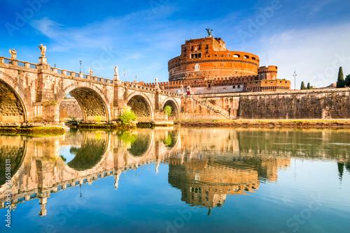 Rome, Italy - Basilica of Santa Maria Degli Angeli E Dei Martiri Poster
