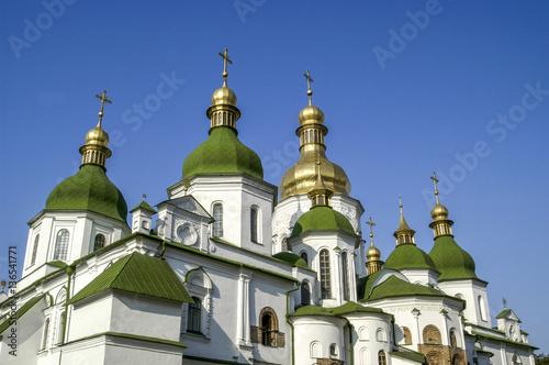 Kiev, Sophie Cathedral, Ukraine Poster