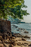 Scenic Sea front at Trincomalee, Sri Lanka, Trincomalee is one of the best natural harbours in thee world