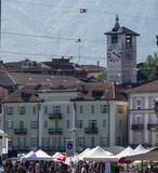 il mercato di Locarno
