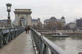 Chain Bridge is the quintessential symbol to Budapest, one of th