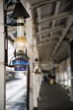 駅のホーム / 北海道 小樽市の風景