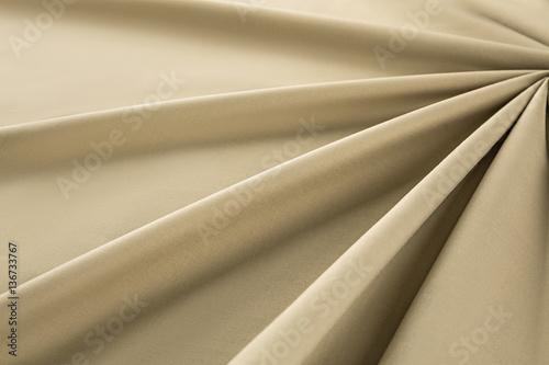 Fotobehang Stof yellow background luxury cloth or wavy folds of grunge silk texture satin velvet