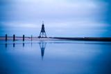 North Sea Kugelbake Cuxhafen