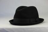 Black Hat White Background
