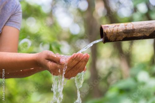 Aluminium Bamboe Water From Nature