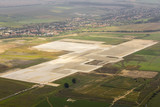 Land for land rover facility in Nitra, Slovakia, aerial view - 136792141
