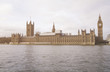 The Houses of Parliament and Elizabeth Tower, commonly called Big Ben.