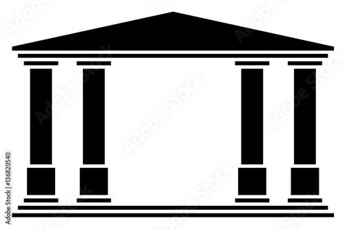 Świątynia 4 kolumny