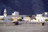 Musandam Hafenstadt Al-Kashab, Sultanat Oman, Arabische Halbinsel, Naher Osten