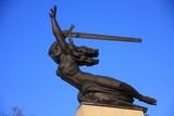 Varsovie: le mémorial des héros - 136881912