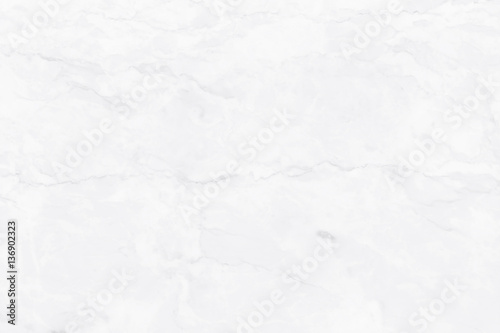 Tuinposter Stof White marble texture background, abstract marble texture (natural patterns) for design.