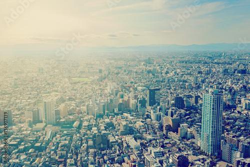 Aluminium Tokio 東京、新宿、俯瞰
