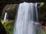 waterfall, levada, madeira, portugal
