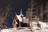 Snow church