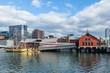 Boston Tea Party Museum - Boston, Massachusetts, USA