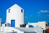 Santorini beautiful island, Cyclades group, Greece