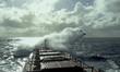 Штормовая погода в океане