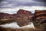 Triangle Buttes Reflections