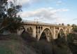 View of the Colorado St. Bridge in Pasadena.