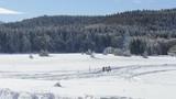 Winter mountain resort Uzana Bulgaria.