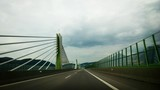 Bridge on a highway. Slovakia