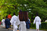葵祭 京都 Aoi festival parade, Kyoto Japan