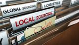 Local Business Versus Global Sourcing