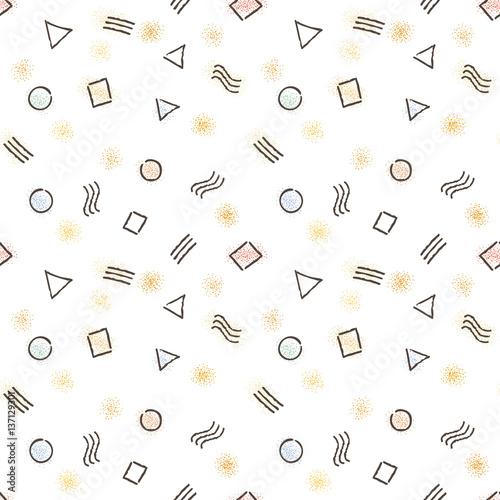 bez-szwu-wzorow-z-elementami-geometrycznych-doodle