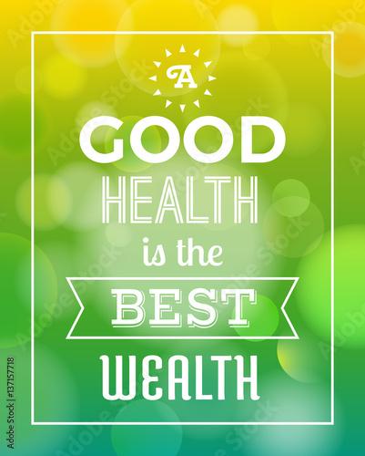 typografia-quot-dobre-zdrowie-to-najlepsze-bogactwo-quot-z-tlem-bokeh-ilustracja-wektorowa-zdrowe-pojecie