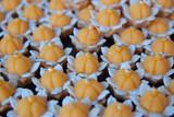Background of thai dessert