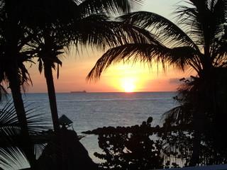 Caribbean Sunsest