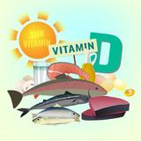 Vitamin D Image - 137251938