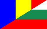 romania bulgaria flag
