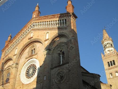 Duomo di Crema, Lombardia, Italia Poster
