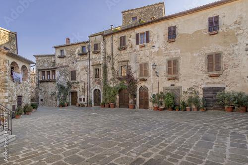 Fototapeta Montemerano, Tuscany, Italy