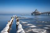 Ostsee im Winter Usedom  - 137322578