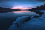 First Light -Rondout Reservoir